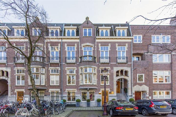 Oranje Nassaulaan 53 3 hg, Amsterdam
