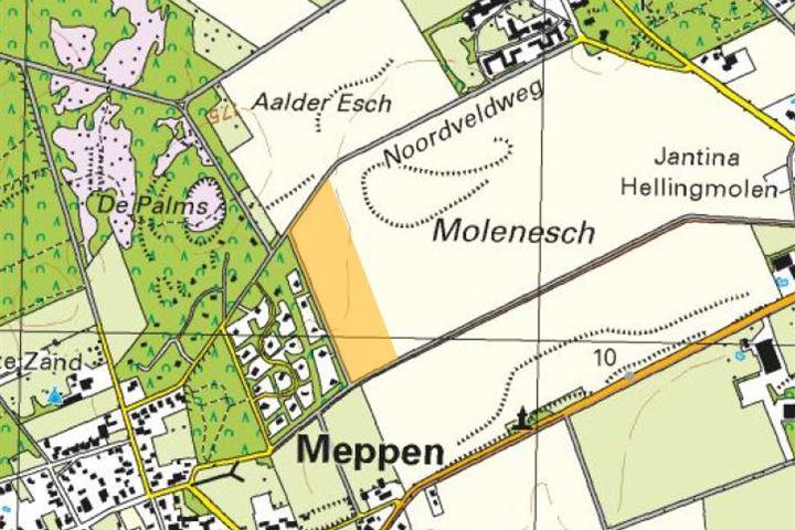 Noordveldweg, Meppen