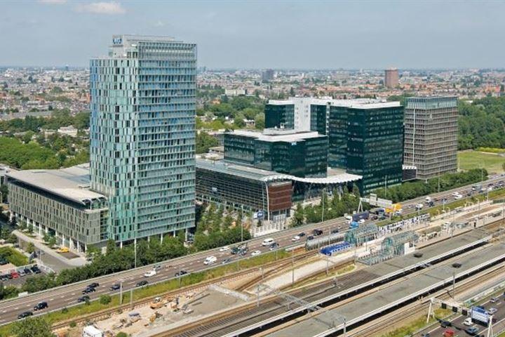 Strawinskylaan 819, Amsterdam