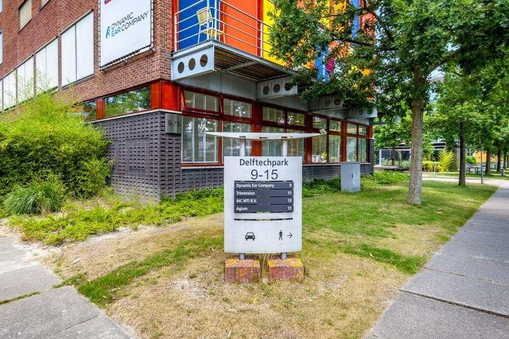 Bekijk foto 5 van Delftechpark 9 -15