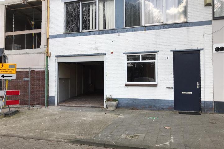 van Gentstraat 5, Eindhoven