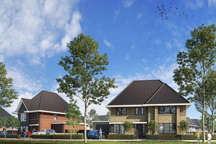 Halfvrijstaande villa (Bouwnr. 68)