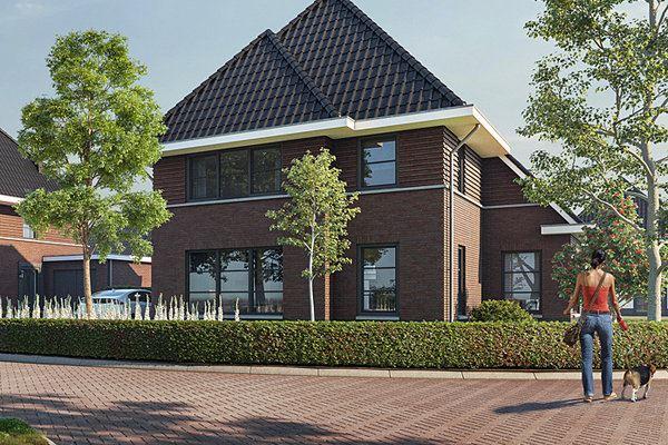 Bekijk foto 1 van Vrijstaande villa (Bouwnr. 66)