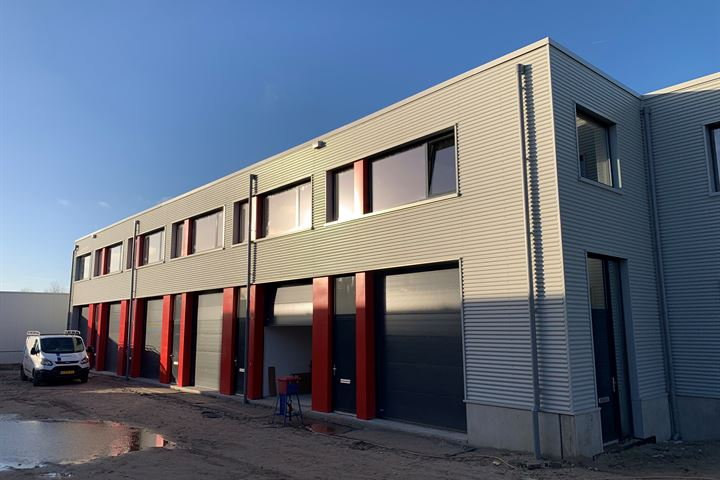 Carl Benzstraat 5 B, Zwolle