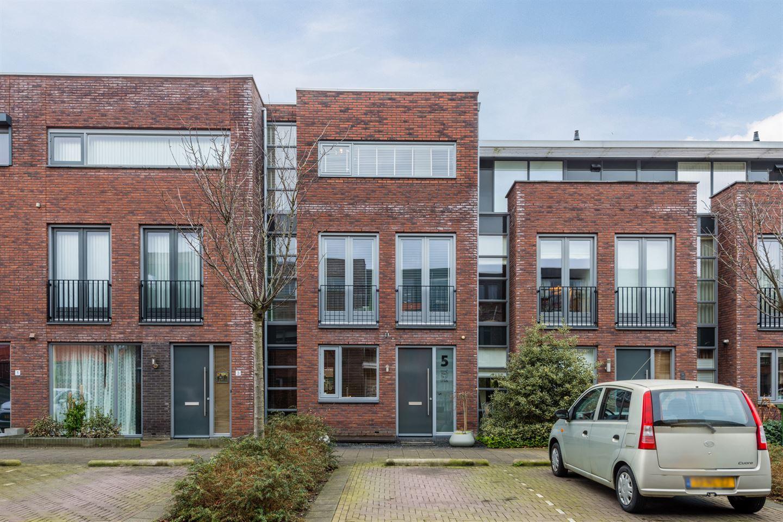 Bekijk foto 1 van Van der Marelstraat 5