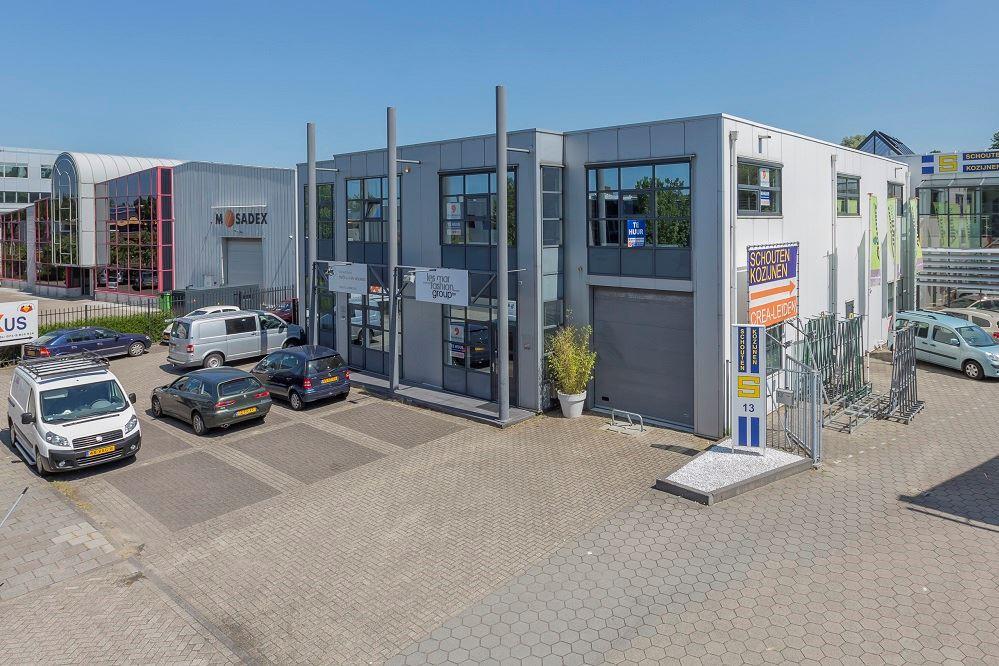 Bekijk foto 1 van Nieuwenhuizenweg 13 -A