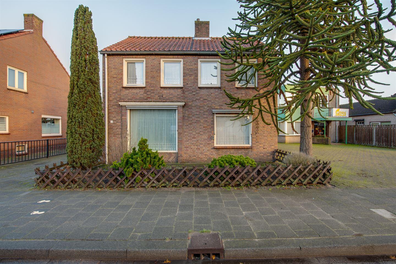 View photo 4 of Rucphense Vaartkant 12 + 14 (incl woning)