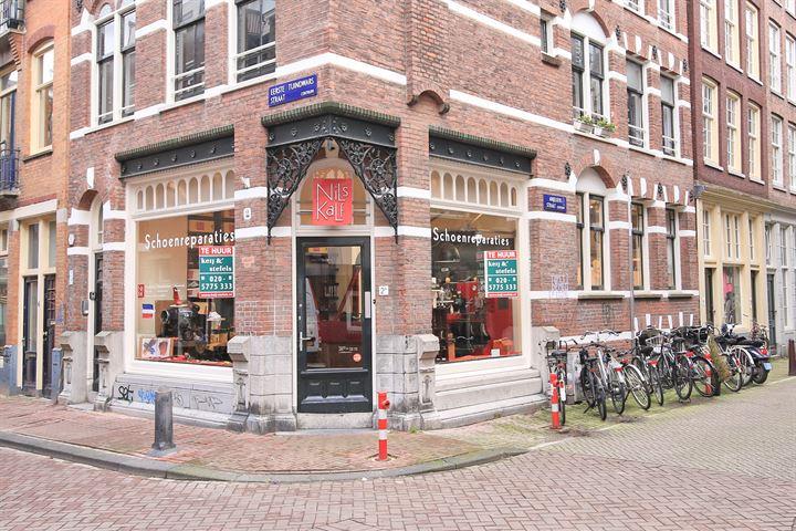 Eerste Tuindwarsstraat 2 A, Amsterdam
