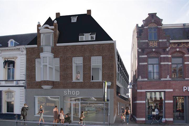 Heuvel 33, Tilburg