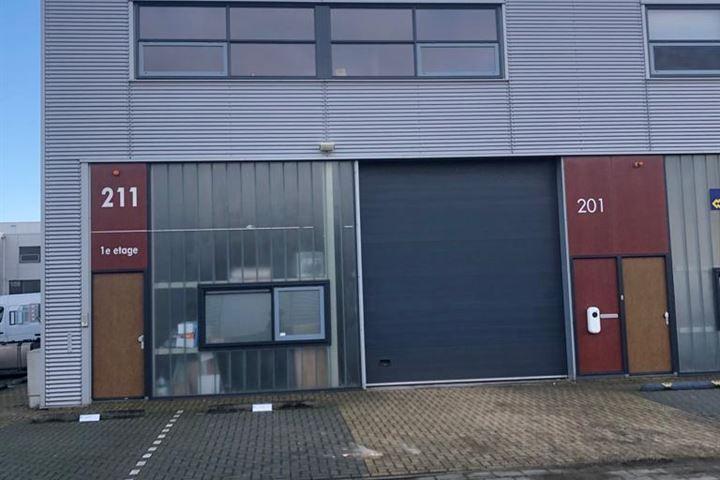 Honderdland 211, Maasdijk