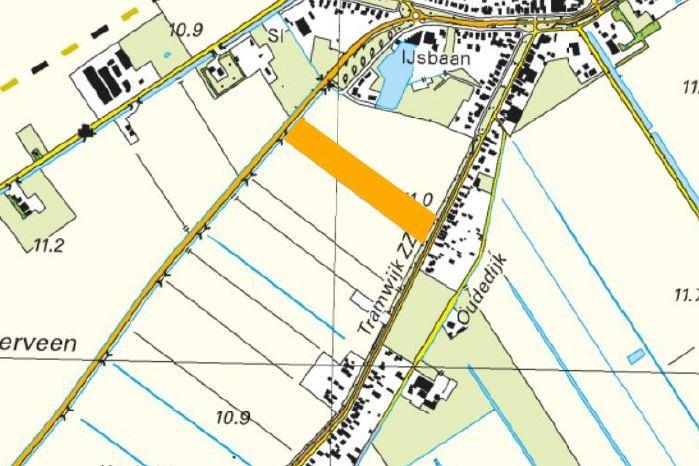 Tramwijk ZZ, Nieuw-Weerdinge