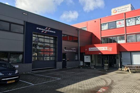 Zonnebaan 20 A, Utrecht