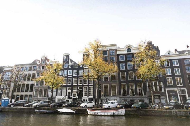 Startdock Herengracht foto