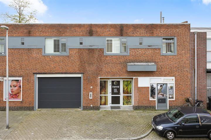 de Greefstraat 1 A, Eindhoven