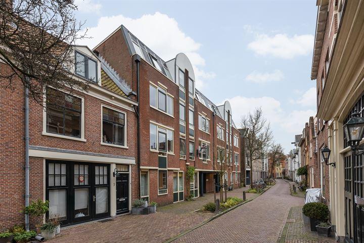 Lange Margarethastraat 11 + PP