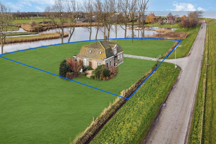 IJsselmeerdijk 8, Warder