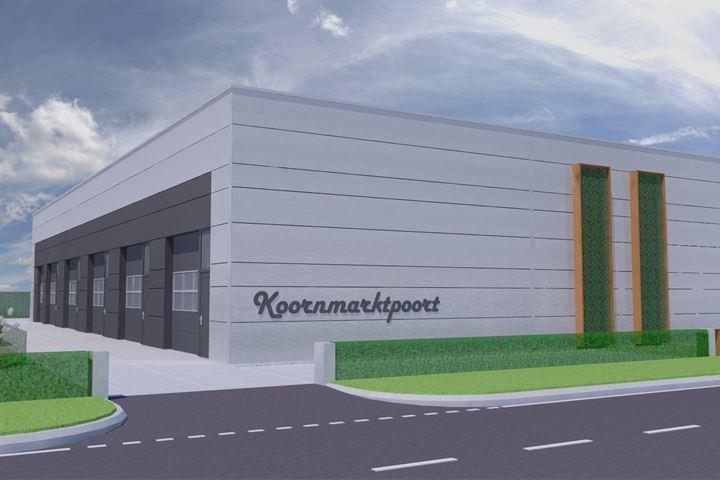 """bedrijfsverzamelgebouw """"Koornmarktpoort"""""""