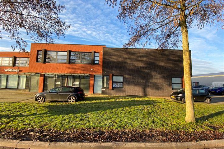Conradstraat 1, Zwolle