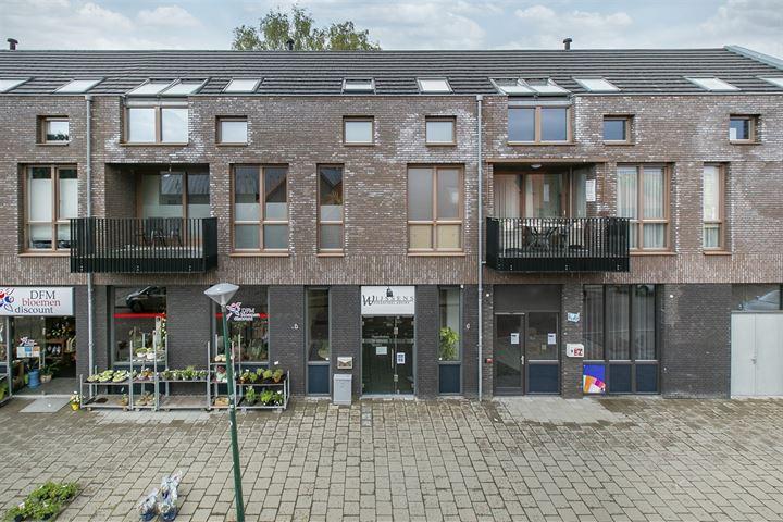 Parkstraat 6 a, Nistelrode
