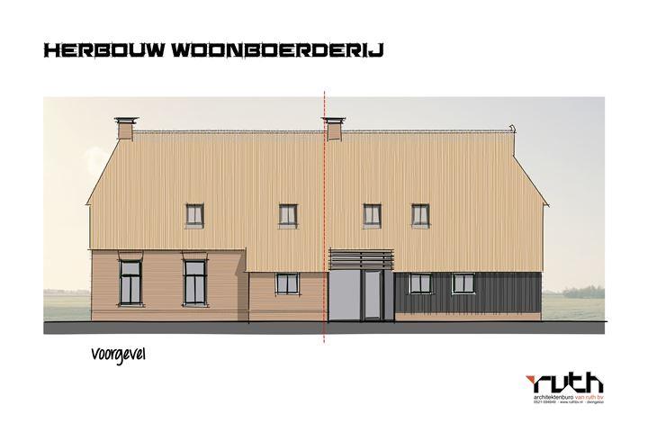 Ommerweg/Linderweg Woonboerderij (Bouwnr. 1)