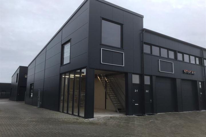 Olgerweg 2 1, Groningen