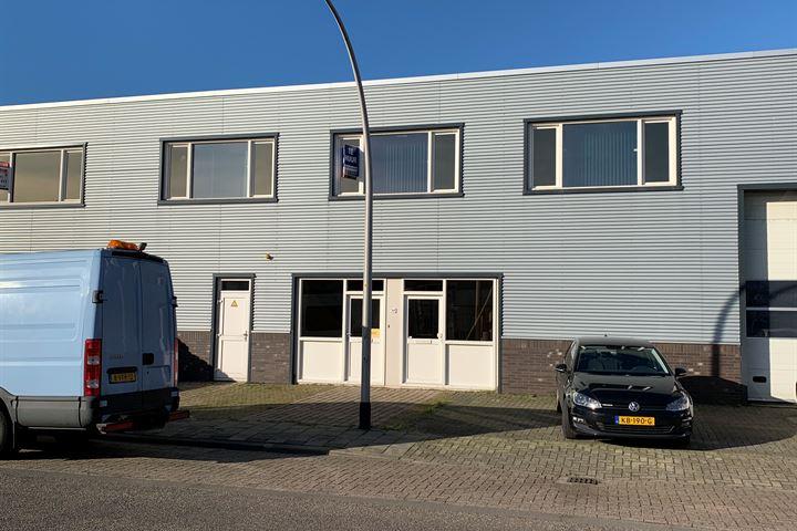 Steenbakkerstraat 10 b, Katwijk (ZH)