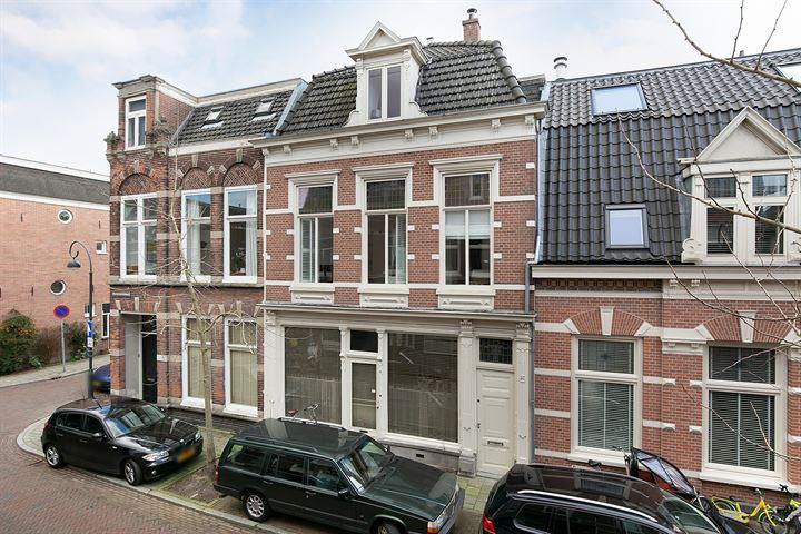 Pieter Kiesstraat 57 rood