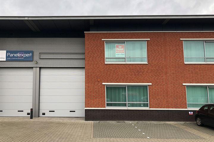 Fennaweg 43, Barendrecht