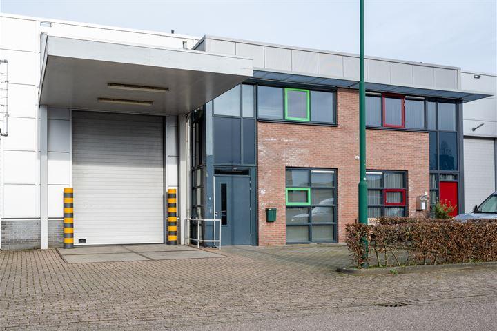 Nijverheidstraat 45, Wijk en Aalburg