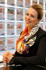 A. van der Borden (Real estate agent assistant)