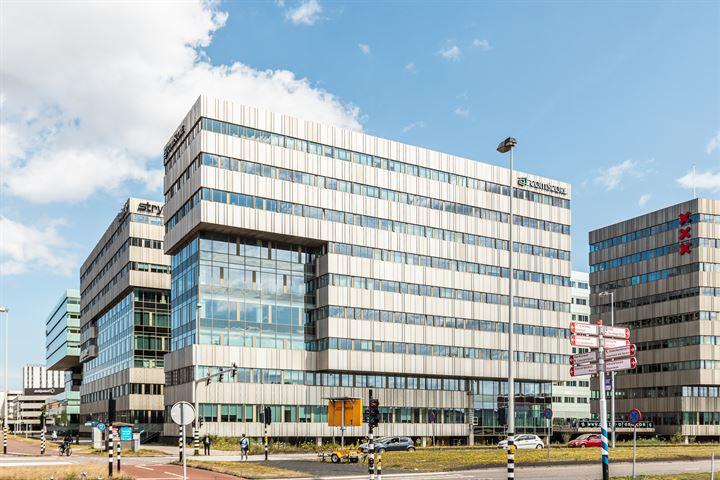 Herikerbergweg 240-286, Amsterdam