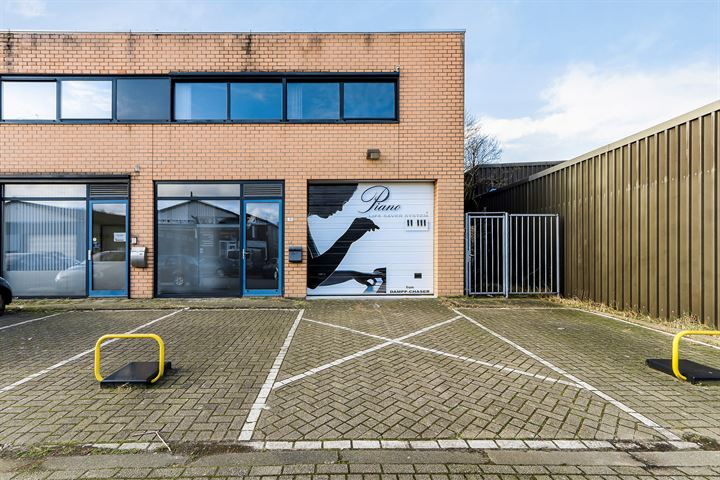 Daltonstraat 17, Dordrecht