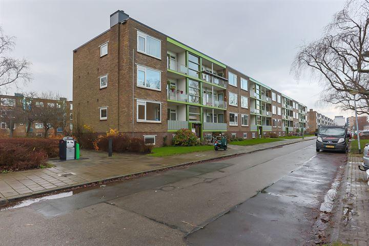 Kochstraat portiek 74-84 berging nr. 3