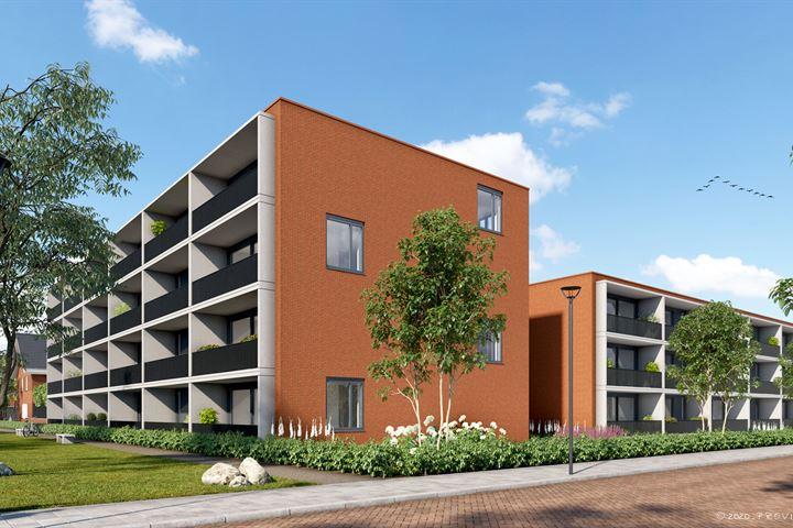 Appartement 14 (Bouwnr. 14)