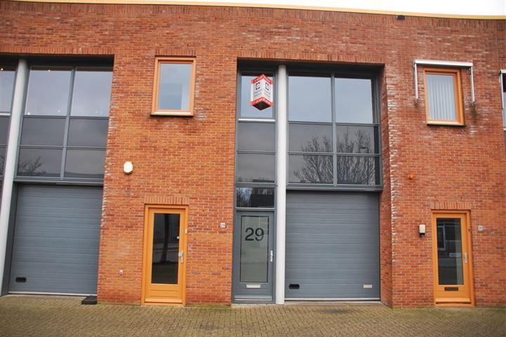 Madame Curiestraat 29, Sassenheim