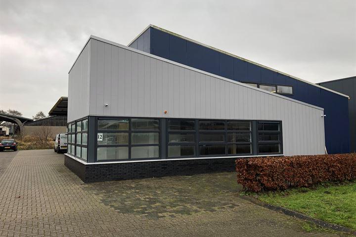 Lange Baan 12, Steenwijk