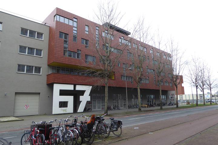 Haparandaweg 67 B, Amsterdam
