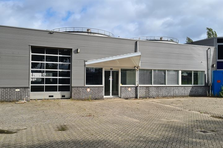 Markerkant 12 8 B, Almere