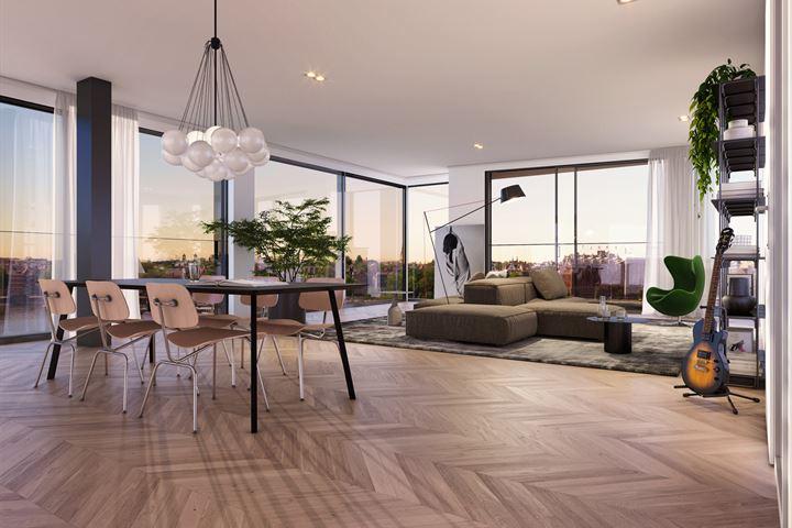 Ode Apartments - Type O (Bouwnr. 40)