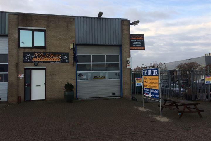Van Utrechtweg 95, Krimpen aan den IJssel