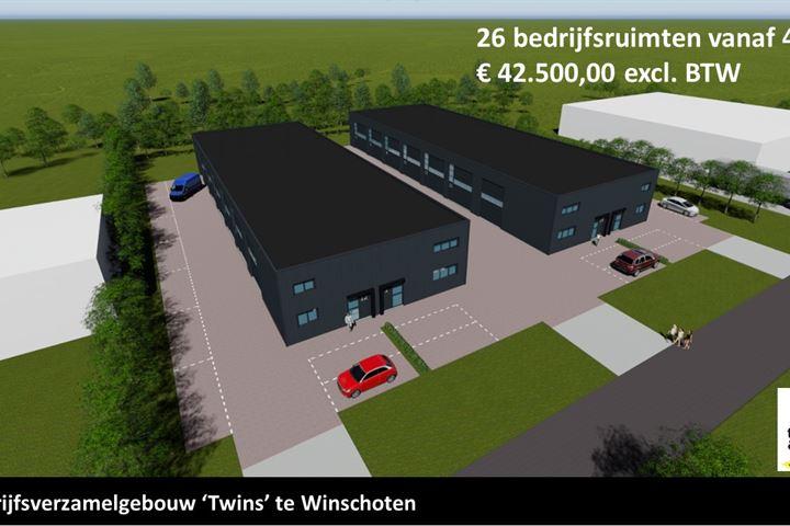 J.D. van der Veenstraat, Winschoten