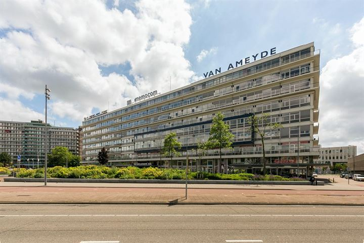 Strevelsweg 700 312-313, Rotterdam