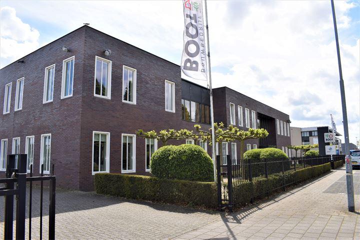 Grenssteen 27, Breda