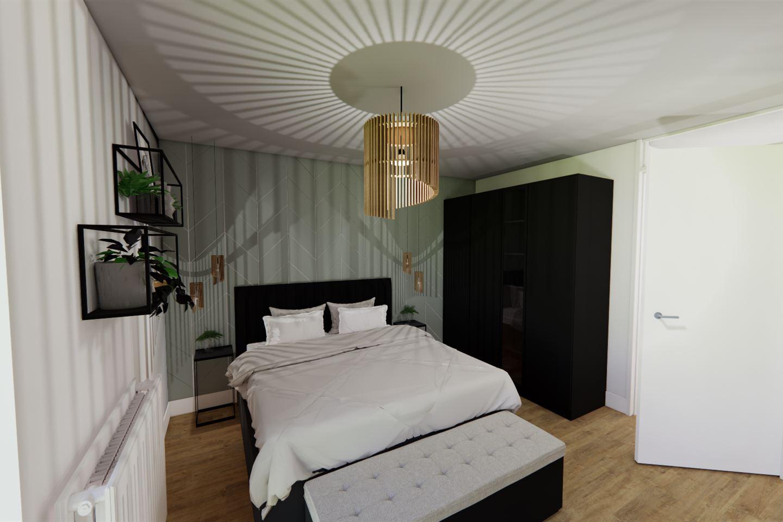 Bekijk foto 3 van 2-Kamer appartement (Bouwnr. 6)