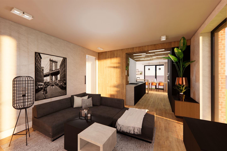 Bekijk foto 2 van 2-Kamer appartement (Bouwnr. 6)