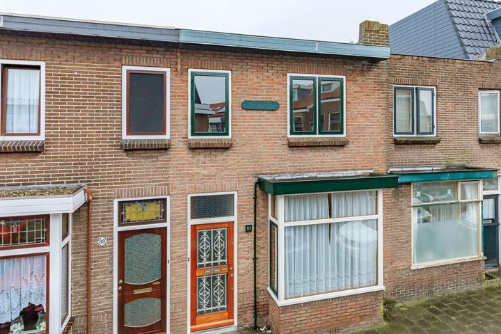 De Ruyterstraat 91