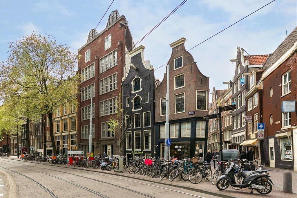 Bekijk foto 2 van Nieuwezijds Voorburgwal 306 -1