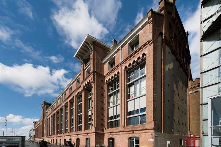 Silodam 119, Amsterdam