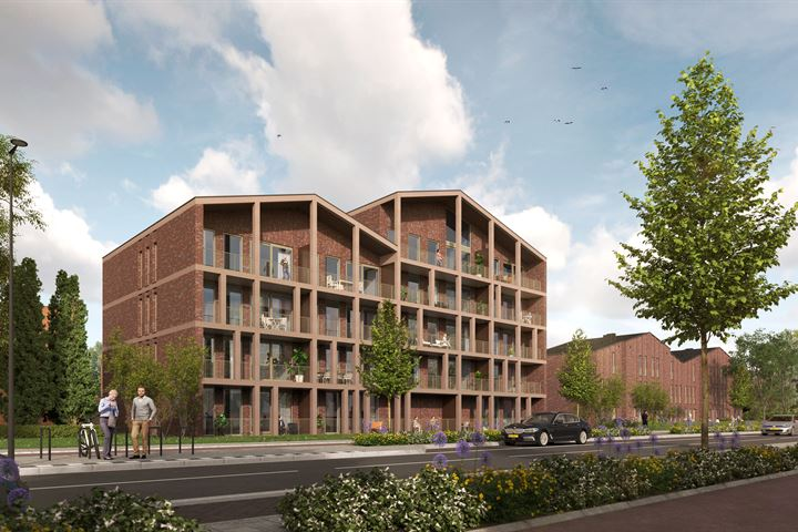 Eindhoven - Tivoli - Appartementen
