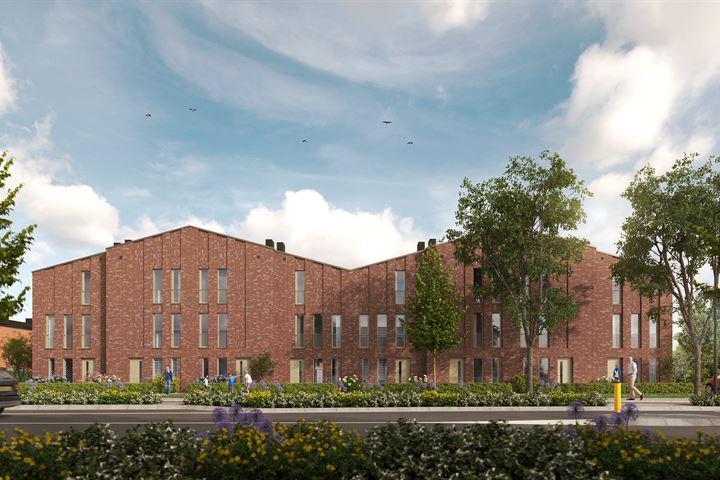Eindhoven - Tivoli - Woningen